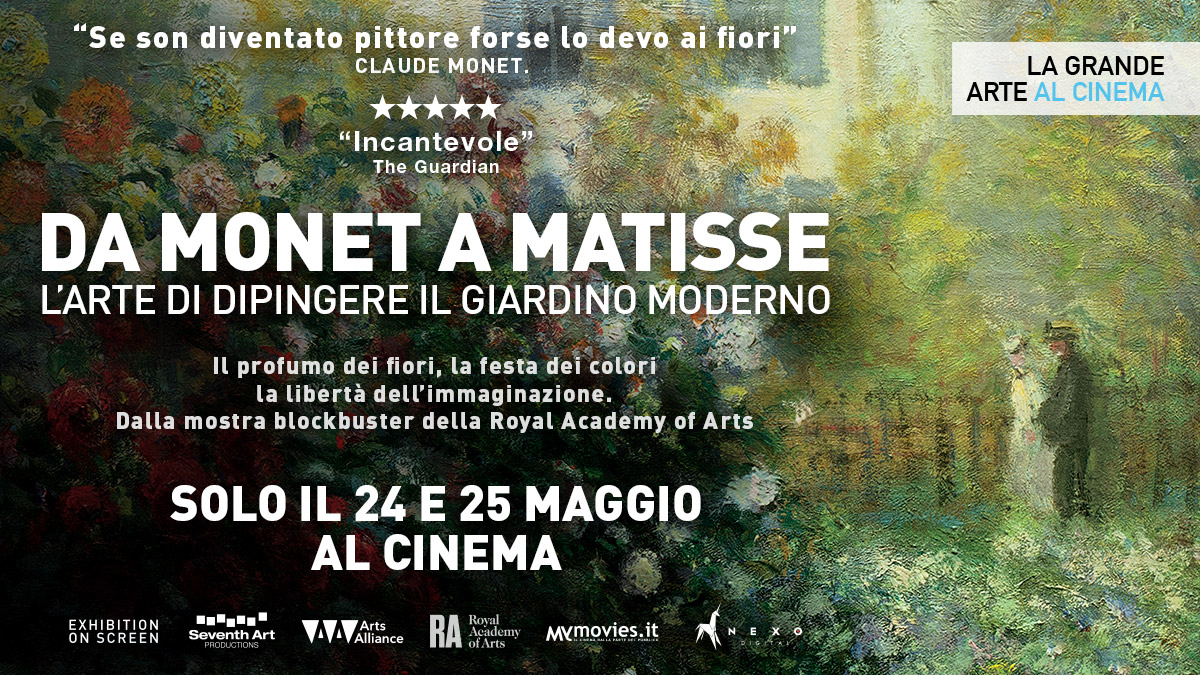 da monet a matisse nexo digital the next cinema experience
