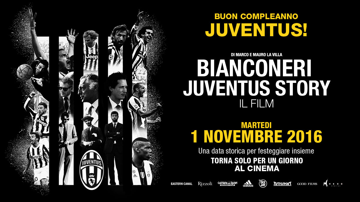Buon Compleanno Juventus Nexo Digital The Next Cinema Experience