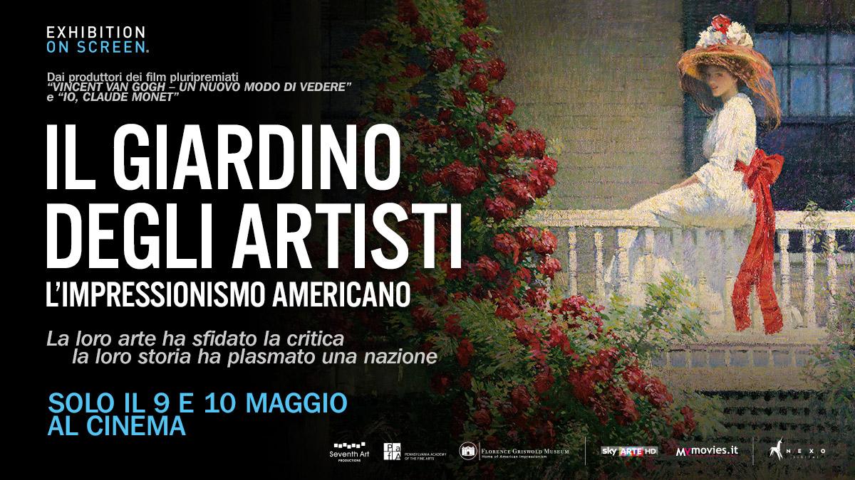 Nexo digital the next cinema experience - Il giardino degli etruschi ...