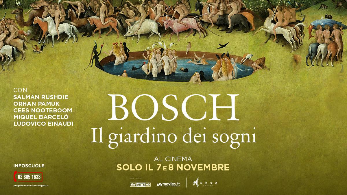 Bosch il giardino dei sogni nexo digital the next - Il giardino delle delizie bosch ...